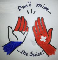Don't miss the Swiss!